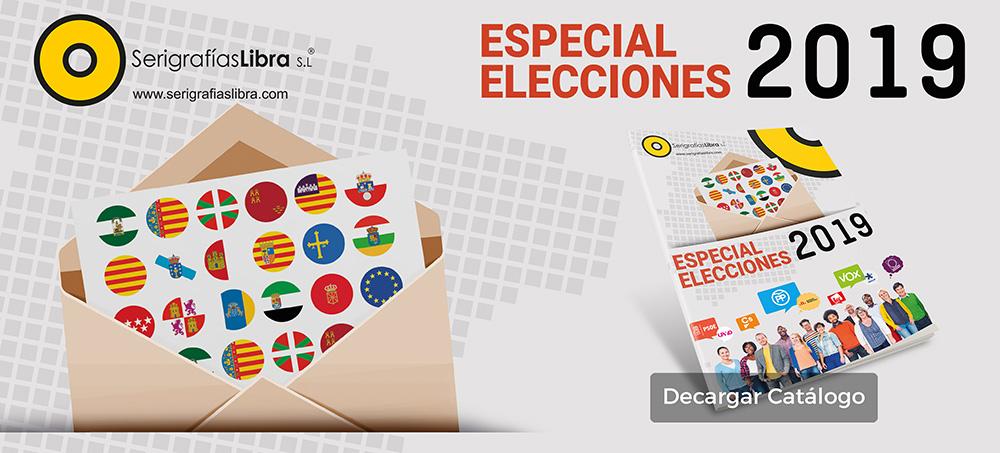 Folleto Elecciones Libra 2019