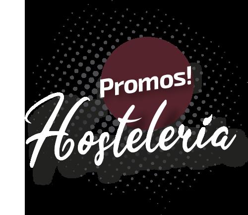 Promociones Hosteleria serigrafias libra