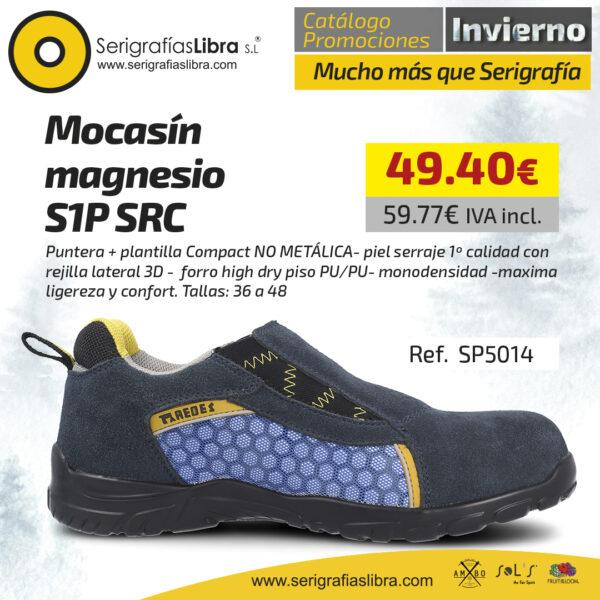 Mocasín magnesio S1P SRC