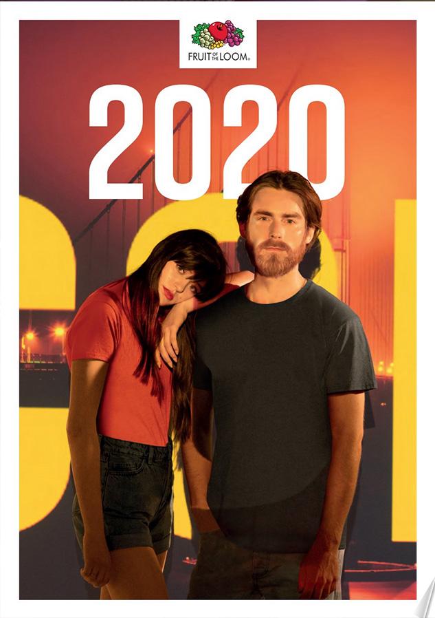 catálogo FOTL 2020