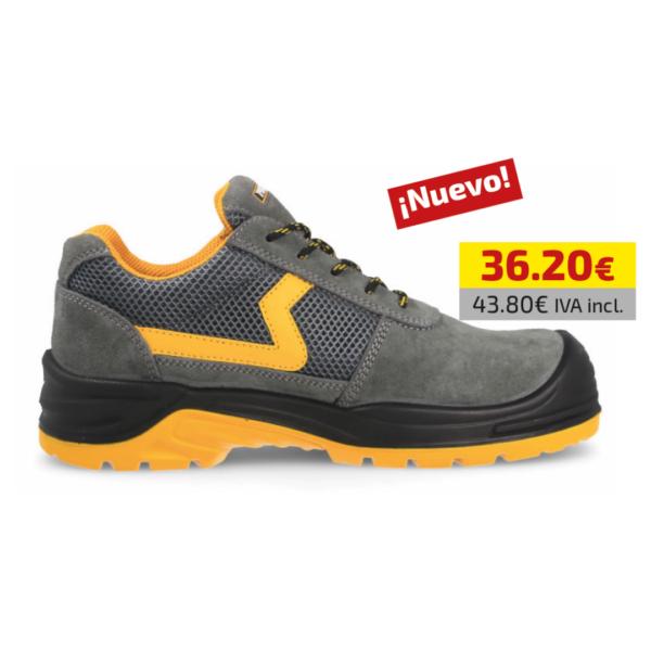 zapato carbono plus S1P SRC