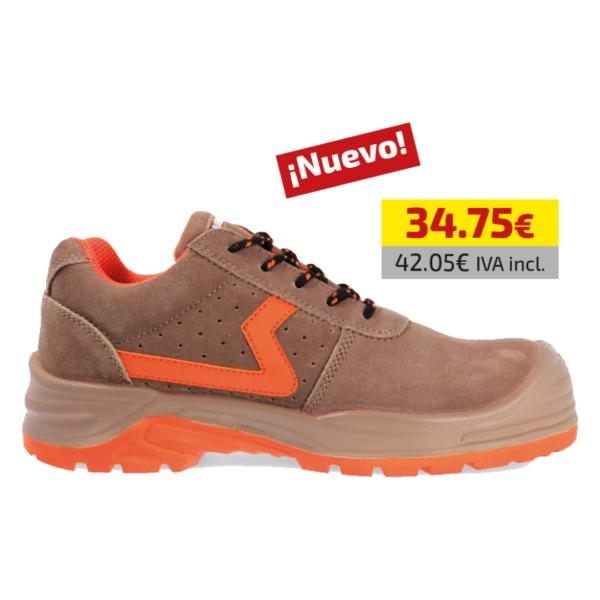 Zapato Carbono S1P SRC